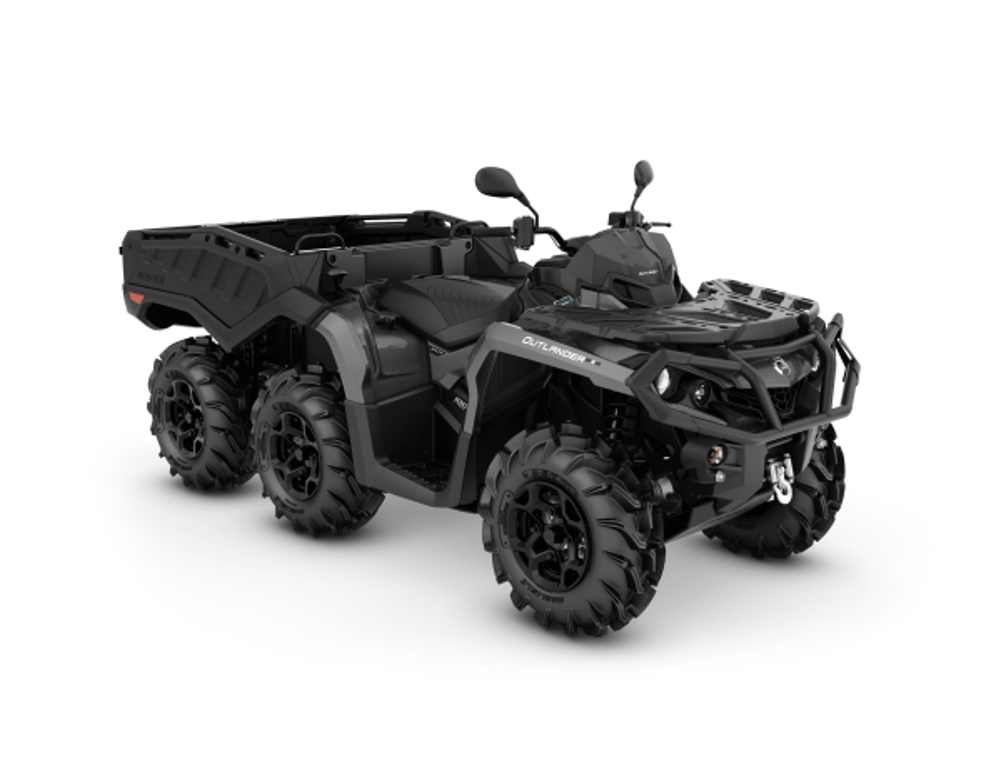 Can-Am Outlander XU+ 650/1000 6x6