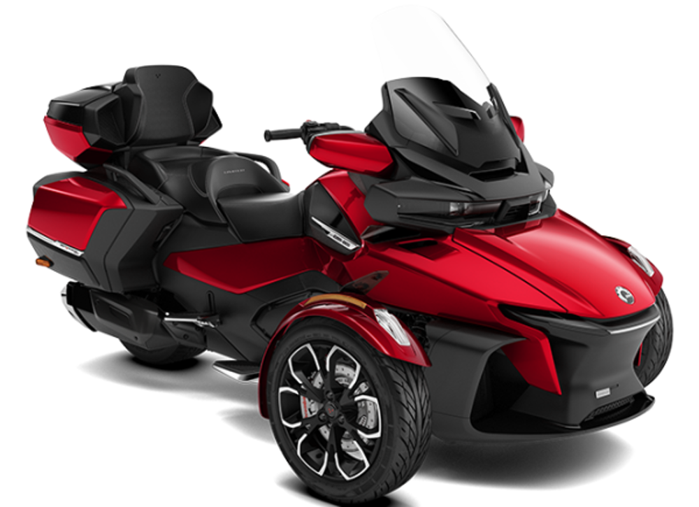 Can-Am Spyder RT Limited 1330 ACE 2021
