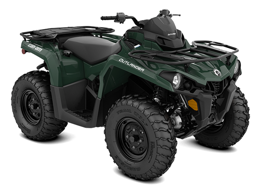 Can-Am Outlander 450 Terräng