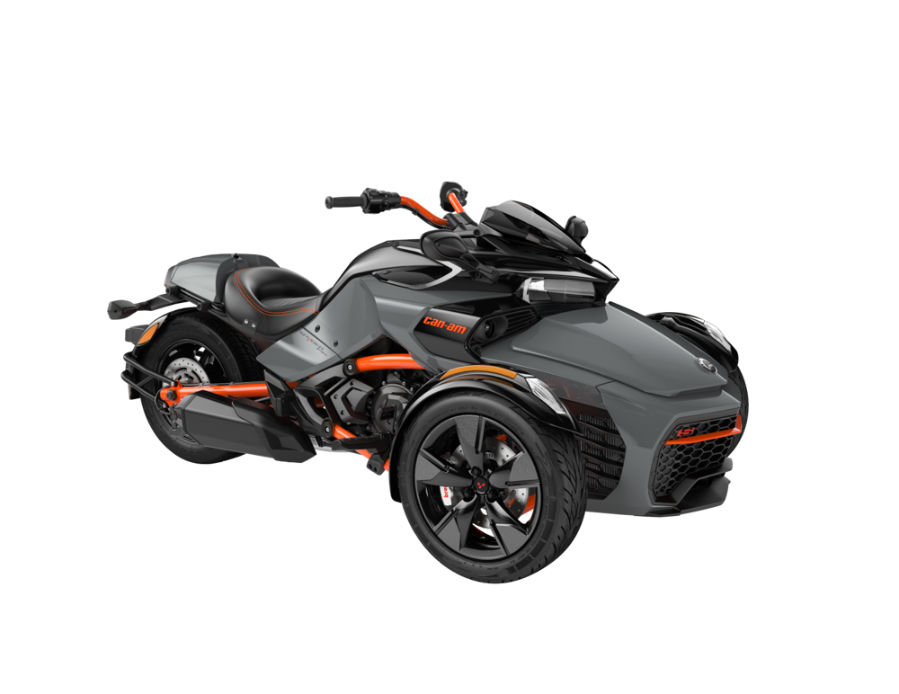 Can-Am Spyder F3 S 1330 ACE Special Series 2021
